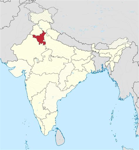 In India by File Haryana In India Disputed Hatched Svg Wikimedia
