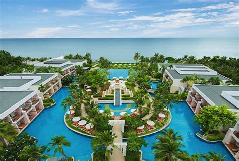 Outdoor Hotel Rooms - sheraton hua hin resort amp spa innovations sustain thai nature and culture green globe