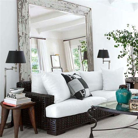 livingroom mirrors 38 small yet cozy living room designs