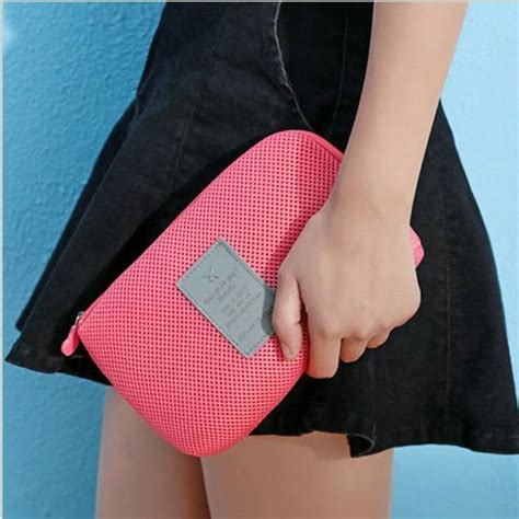 Cable Pouch Charger Bag Tas Penyimpanan Kabel Hp Dll jual charger accessories cable pouch organizer tempat kabel hp bag toko sepatu go