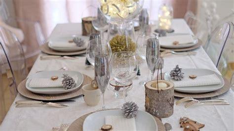 Decors De Table De Noel by D 233 Co Table Comment Dresser Une Table C 244 T 233 Maison