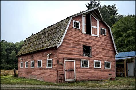 Barns In Maine An Old Barn