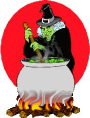 witch stirring cauldron animated gif 8810 animate it