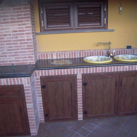cucina barbecue barbecue alicudi cu ce mur cucine in muratura