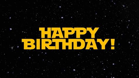 Star Wars Birthday Meme - 100 funny star wars happy birthday memes happy birthday