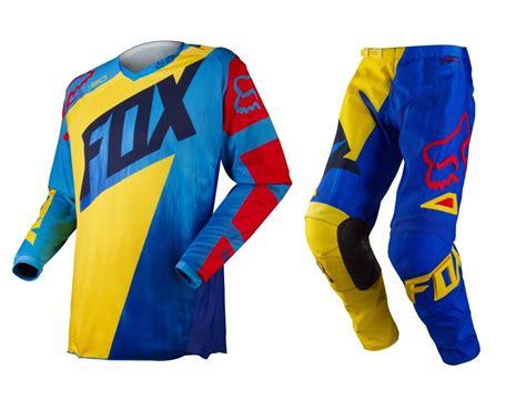 motocross gear for toddlers fox mx 2015 180 vandal ylw bmx mtb motocross dirt