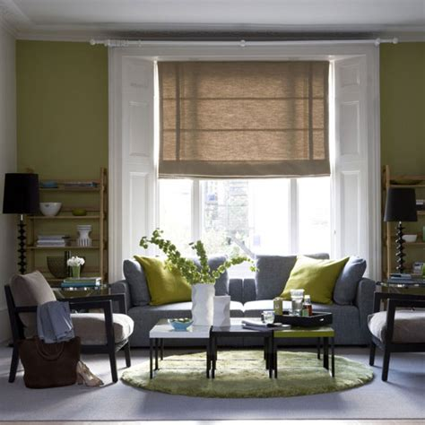 Olive Green Accessories Living Room by Sense And Simplicity April 2012