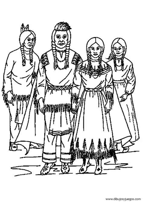 imagenes de indios en blanco y negro dibujos de indios 110 dibujos y juegos para pintar y
