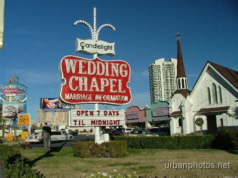 UrbanPhotos.net   Candlelight Wedding Chapel, Las Vegas