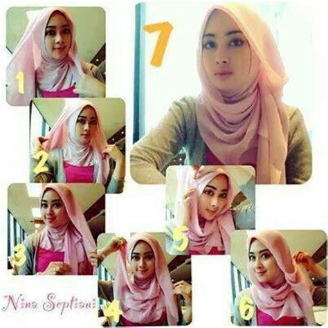 Paket Pashmina Dan Square Jilbab Segi Empat segiempat tutorial hijabs