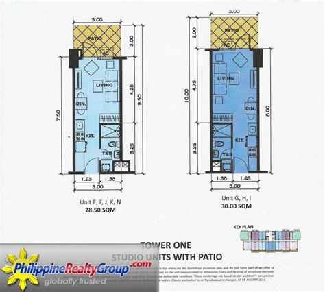 30 sqm to sqft kasara urban resort residences pasig metro manila