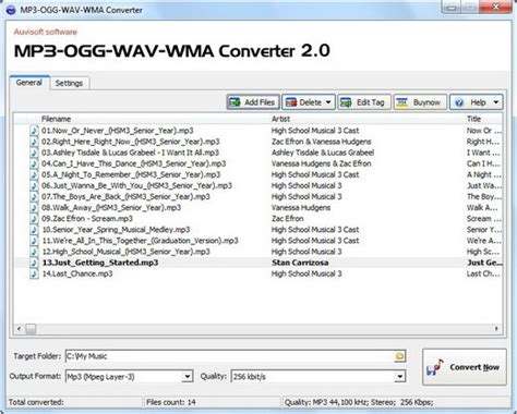 download mp3 wma ogg converter download free mp3 ogg wav wma converter by auvisoft inc