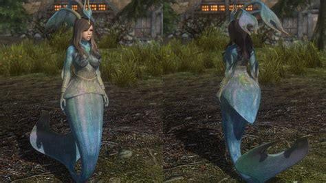 sevenbase armor mods えいへいすぽっと skyrim demonic mermaid armor and medusa armor