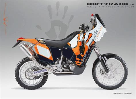 KTM 450 Rally Replica Available to Order ? Motorcycle USA