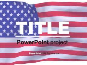 usa powerpoint template american flag powerpoint template