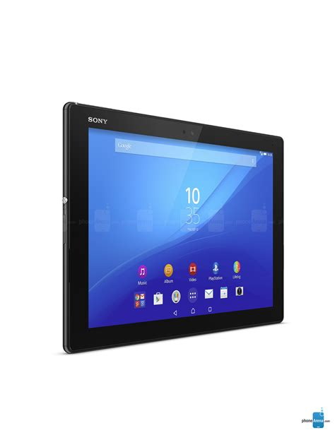 Tablet Sony 10 Inc sony xperia z4 tablet specs