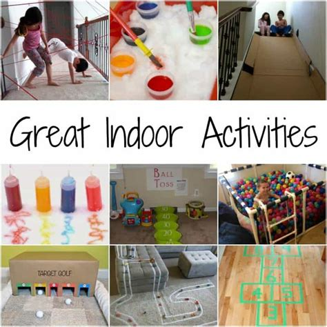 diy indoor games creative indoor activities for a cold winter day page 2
