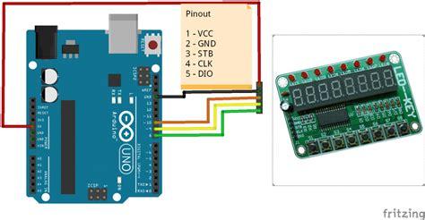arduino   tm module arduino learning