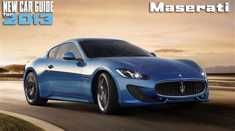 maserati model car maserati cars 2013 new maserati models 2013 new