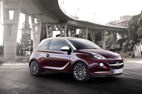 vauxhall purple opel adam price starts at 11 500 euros autotribute