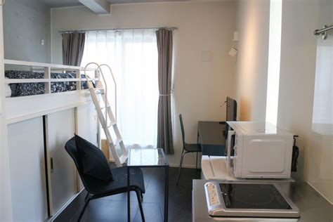 Japanese Apartment Size Tokyo S Smallest Studio Apartments Blog