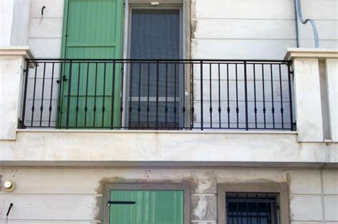 ringhiera per terrazzo ringhiere balconi