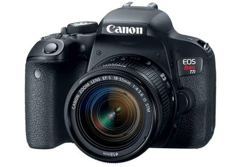 tutorial fotografi kamera dslr canon announces 2 new dslrs more the rebel t7i eos