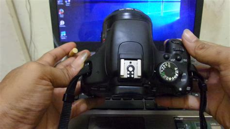 Update Kamera Canon 600d cara install ulang firmware canon eos 600d iyaora