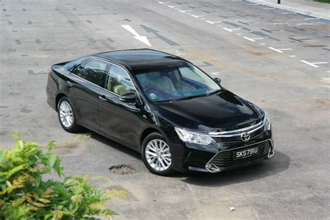 Price Of Toyota Camry In Singapore Toyota Camry Price In Singapore Toyota Camry Facelift