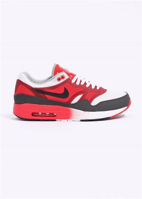 air max comfort nike air max 1 comfort trainers 2 0 white red
