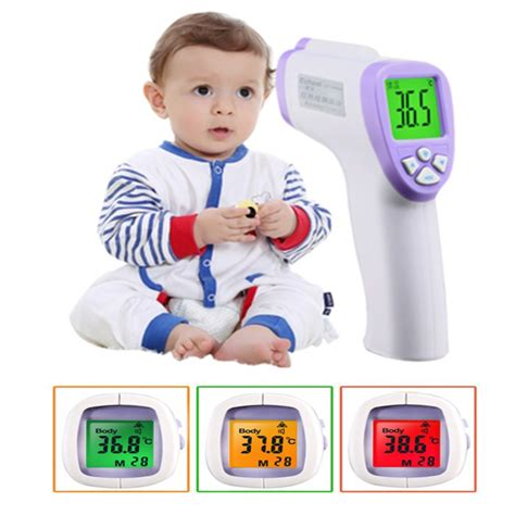 Termometer Infra Merah by Infrared Thermometer Baby Termometer Bayi Infra Merah