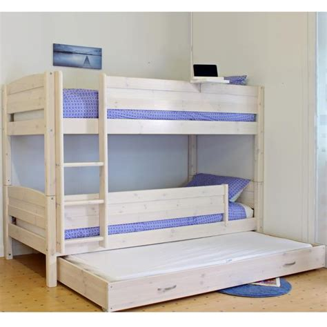 Bed Rail For Bunk Bed Thuka Trendy Bunk Bed With Trundle Drawer Bed Rail Family Window