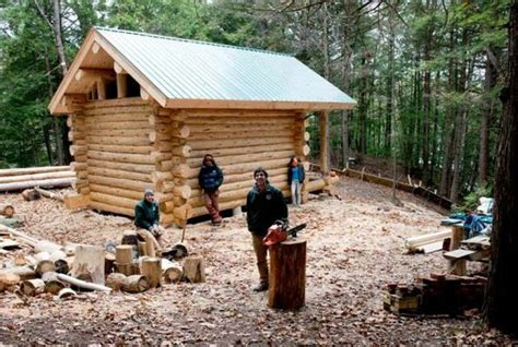diy log cabin rustic diy log cabins