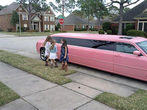 limousine ride birthday limo limo service houston limousine