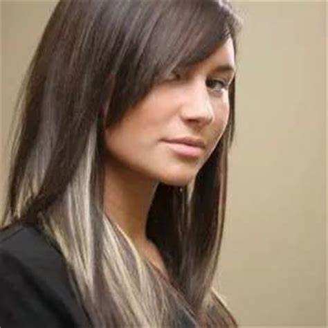 hair color dark on top light on bottom pinterest the world s catalog of ideas
