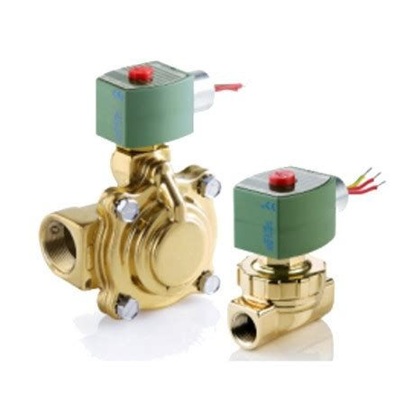 Dwyer Sbsv B5n2 Brass Solenoid Valves 2 Way Guided Nc asco 8222g066 2 way brass solenoid valve size 1 2 in voltage 120 60 110 50 ac normally closed