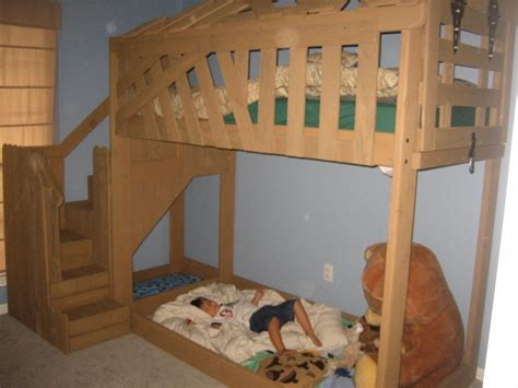 toddler bunk bed with stairs plans for toddler bunk beds benefits woodworking plans