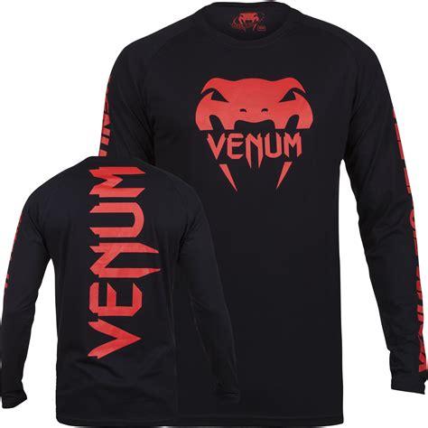 Venum Fight Team Shirt Black venum pro team 2 0 sleeve t shirt black bjj mma ufc ebay