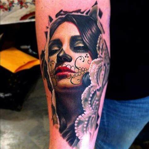 imagenes tatuajes catrinas lista tatuajes de catrina para inspirarte ya