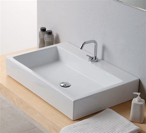 lavabo bacino 75 cm