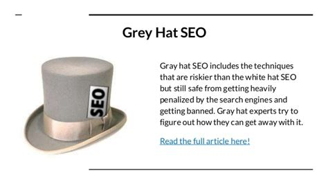 White Hat Seo by White Hat Seo Vs Black Hat Seo Vs Grey Hat Seo