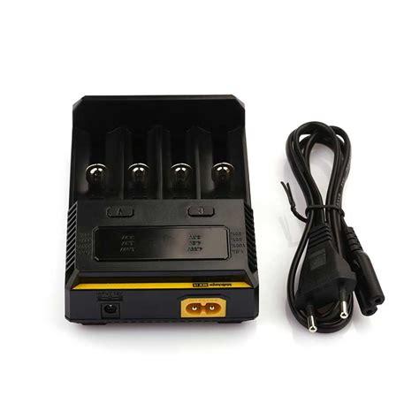 Charger 4 Slot Nitecore I4 nitecore intellicharger new i4 v2 4 slot charger