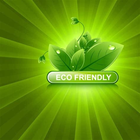 background friendly vector eco friendly background free vector