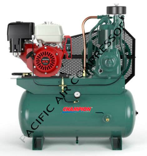 chion hgr7 3h 13hp honda gas compressor quincy g213h30hcb factory air compressor parts
