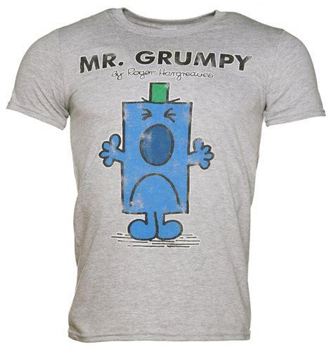T Shirt Mr Grey s grey mr grumpy t shirt