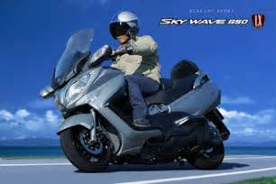 Skywave Suzuki 2014 New Suzuki Skywave 650 Review New Motorcycle Review