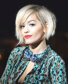 funky asymetrc bob hairsyles 20 short hairstyles for girls with or without curls 1