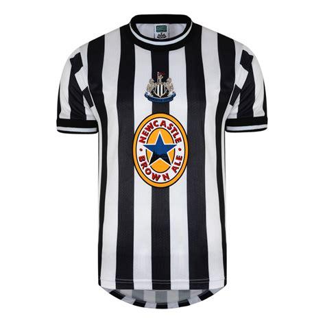 Kaos Newcastle United T Jersey newcastle united 1998 shirt newcastle united fc retro