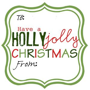 holly jolly christmas printable tags fabulous gift tag finds roundup my fair olinda