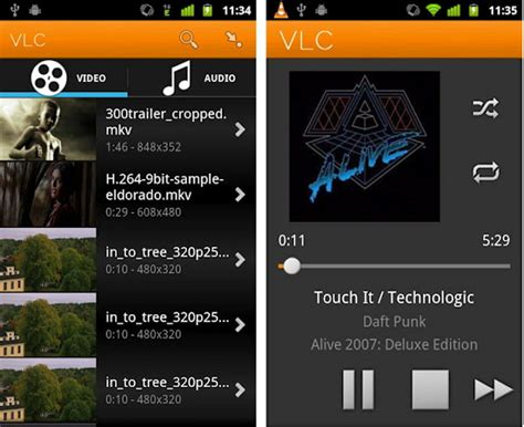vlc for android beta vlc for android officially launched on play link inside tech shortly
